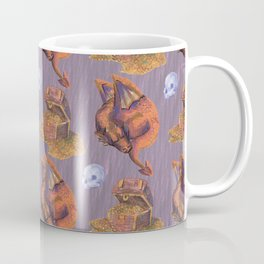 dragon's treasure Coffee Mug