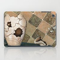 broken iPad Cases featuring broken by Andreas Derebucha