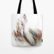 Glittering Tree - JUSTART Tote Bag