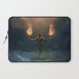 Firebender Laptop Sleeve