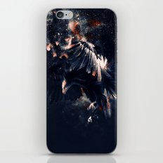 NIGHT HUNTER iPhone & iPod Skin