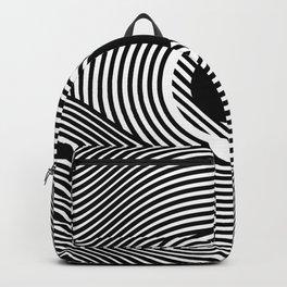 Moire Eye Backpack