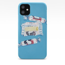 White Rabbit Candy 2 iPhone Case
