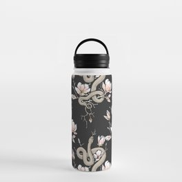 Magnolia and Serpent Water Bottle