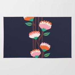Benoít Flowers Rug