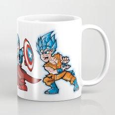4 aginst one Mug
