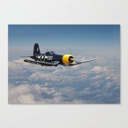 Vought F4U - Corsair Canvas Print