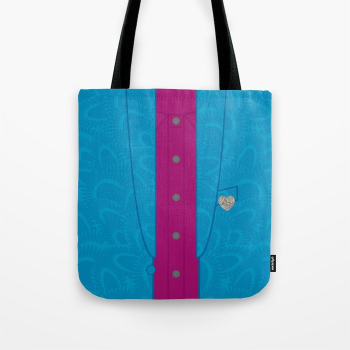 Connected, Safe, Loved Tote Bag