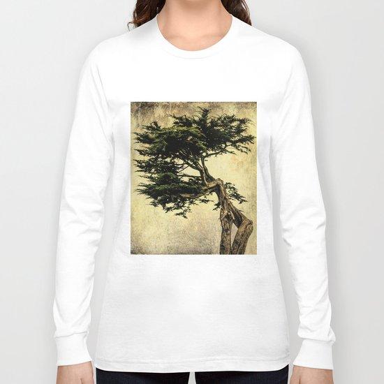 Cypress Tree Long Sleeve T-shirt