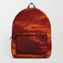Inferno Skies Backpack