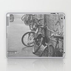 amsterdam bicycles... Laptop & iPad Skin