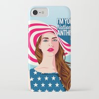 the national iPhone & iPod Cases featuring National Anthem by Stan Pro