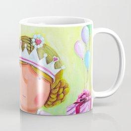 "Mia ""The Princess"" Coffee Mug"