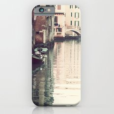 Boats in Venice Slim Case iPhone 6s