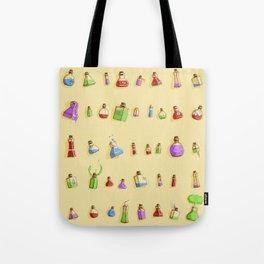 Potions! Tote Bag