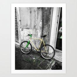 mode of transport Art Print