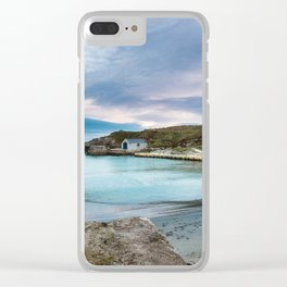 Ballintoy Game Clear iPhone Case