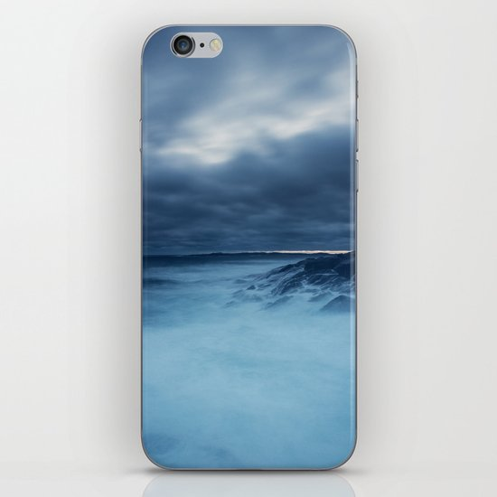 Heaving Seas iPhone Skin