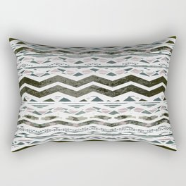 TRIBAL CHEVRON Rectangular Pillow