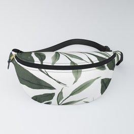Leafy Vibes Fanny Pack