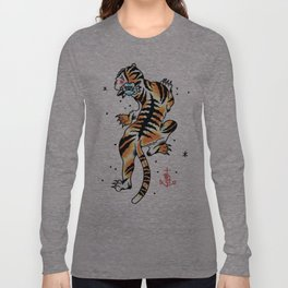 La Tigresa Long Sleeve T-shirt