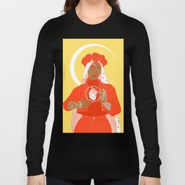 patron saint Long Sleeve T-shirt