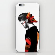 Are you with me? iPhone & iPod Skin