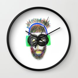 Savior - 1 Wall Clock