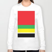 marley Long Sleeve T-shirts featuring Marley bars by ivette mancilla