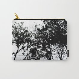 Natural Ink Splash Carry-All Pouch