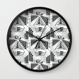 Warp Factor 2 Wall Clock