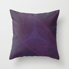 Torus of Infinite Love Spawning the Triangle of Infinity Throw Pillow