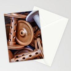 Yarn Spools Stationery Cards