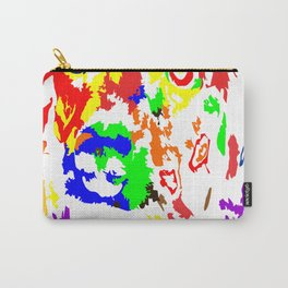 Colorful Dachshund 2018 Modern Fashion Gift Idea Carry-All Pouch
