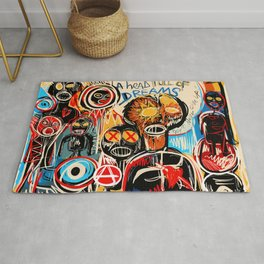 Head full of dreams Rug