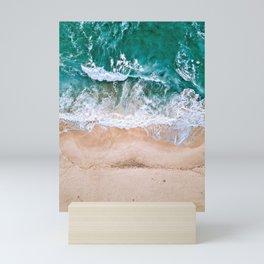 Australian Beach Mini Art Print