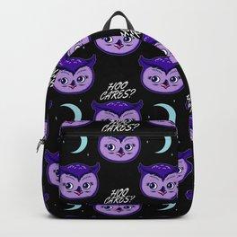 HOO CARES Backpack