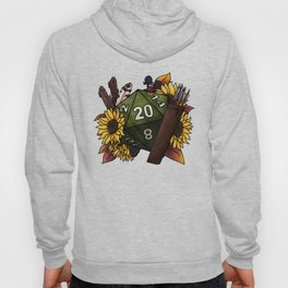 Ranger Class D20 - Tabletop Gaming Dice Hoody