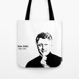 Blow Jobs 1993-1997 Tote Bag