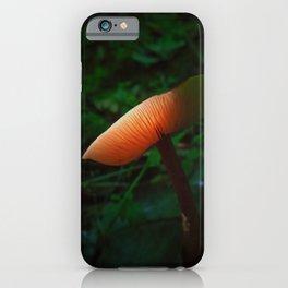 Glow Shroom iPhone Case