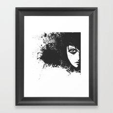 Lost Feelings Framed Art Print