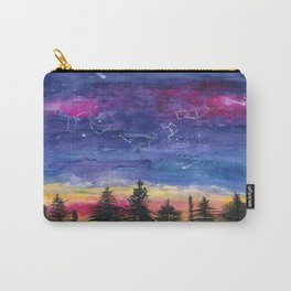The Zodiac over Sequoia Carry-All Pouch