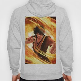 The fire lord Hoody
