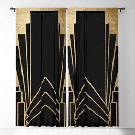 Art deco design Blackout Curtain
