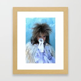 Your Dreams Framed Art Print