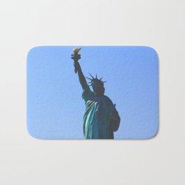 Lady Liberty Bath Mat