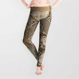 Hellraiser Puzzlebox C Leggings