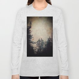 Winter Wanderings Long Sleeve T-shirt