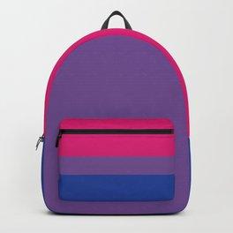 Bisexual Flag Backpack