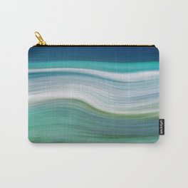 OCEAN ABSTRACT Carry-All Pouch